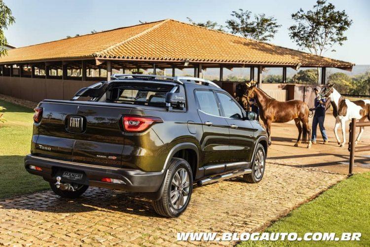 Fiat Toro Ranch 2019