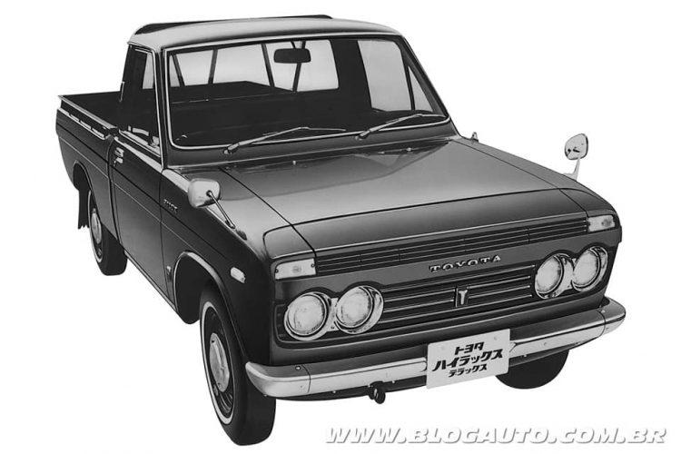 Toyota Hilux 1a Geração