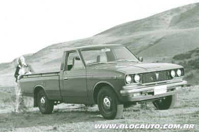 Toyota Hilux 2a Geração