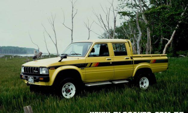 Toyota Hilux completa 50 anos, veja todas as gerações