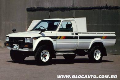 Toyota Hilux 3a Geração