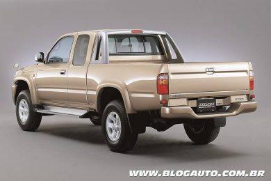 Toyota Hilux 6a Geração