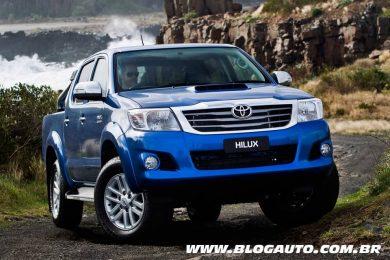 Toyota Hilux 7a Geração