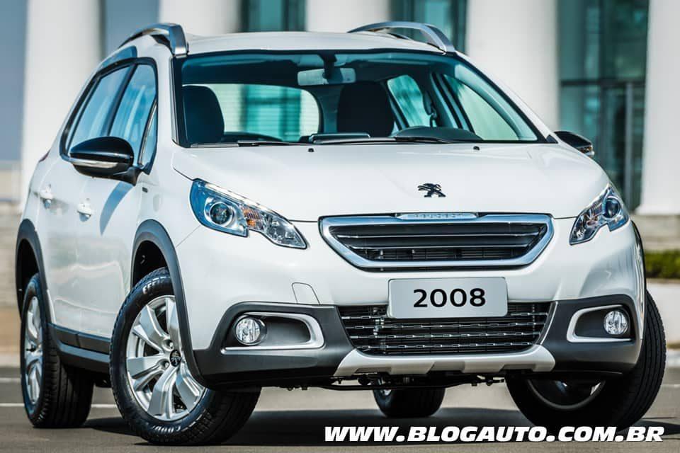 Peugeot 2008 Style série especial chega por R$ 82.990