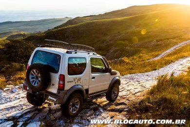Suzuki Jimny Desert 2019