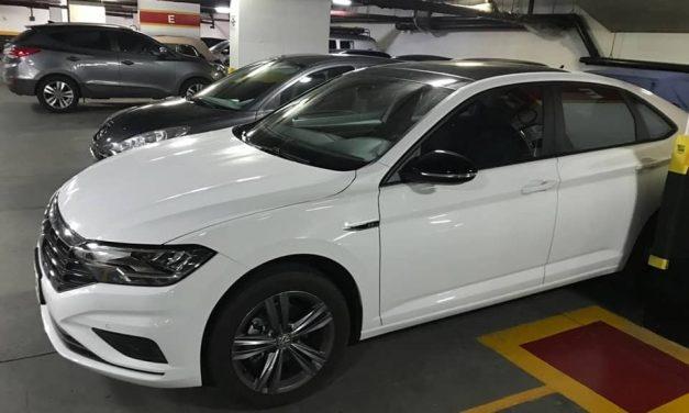 Volkswagen Jetta 2019 R-Line está chegando (Flagra)