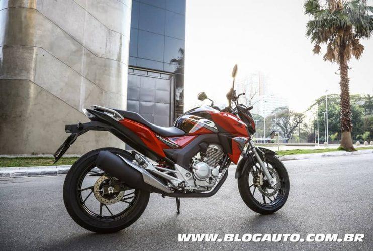 Honda Twister CB 250F 2019