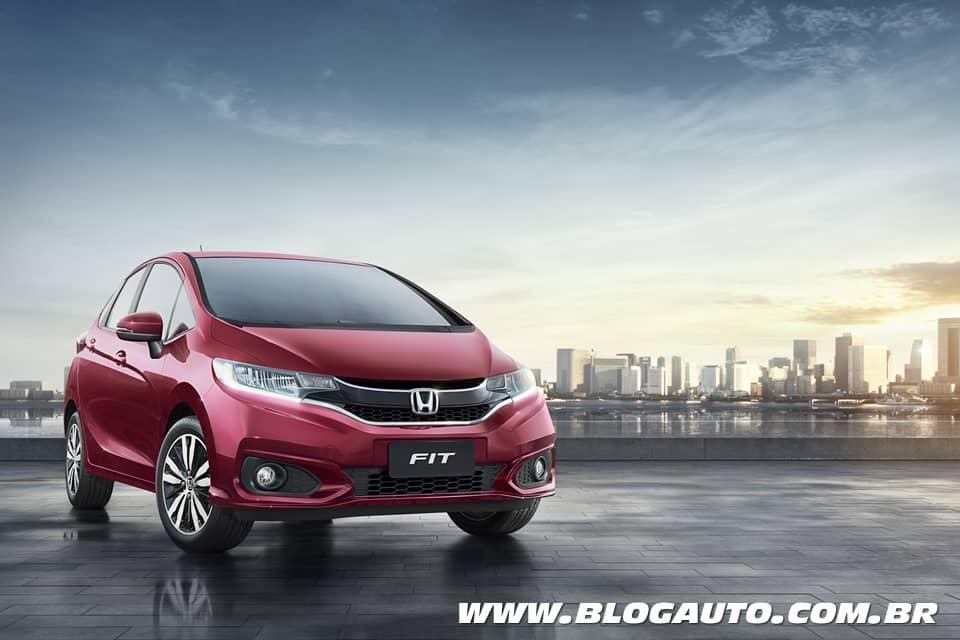 Honda fit 2019 sem grandes novidades a partir de r for Honda fit 0 60