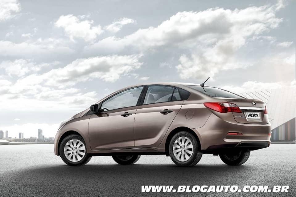 Hyundai HB20S Unique nova versão de entrada por R$ 48.190