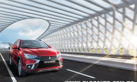 Mitsubishi ASX 2019 chega a partir de R$ 104.990