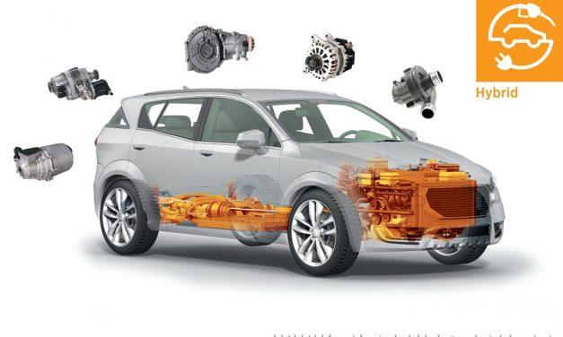 Novas tecnologias BorgWarner para híbridos e elétricos