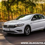 Volkswagen Jetta 2019 chega por R$ 109.990