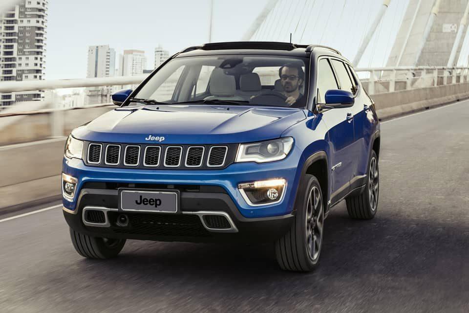 Jeep Compass mais que um SUV: um Jeep