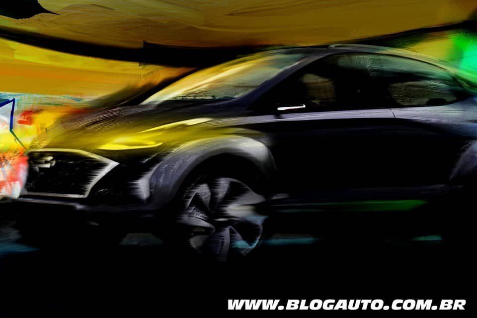 Hyundai Saga EV antecipa o novo HB20