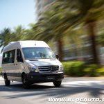 Mercedes-Benz Sprinter Golden Edition líder e limitada