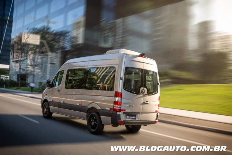 Mercedes-Benz Sprinter Golden Edition