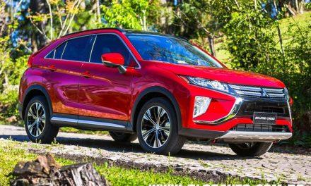 Avaliação: Mitsubishi Eclipse Cross 2019, o polêmico
