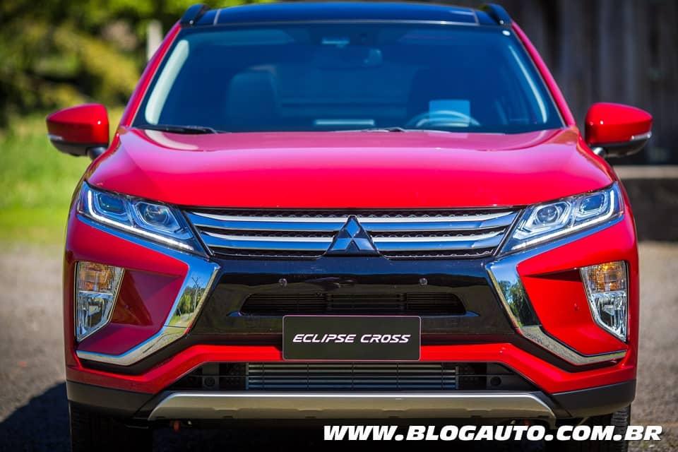 Avaliação: Mitsubishi Eclipse Cross 2019, o polêmico - BlogAuto