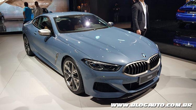 Salão do Automóvel 2018 - BMW Série 8