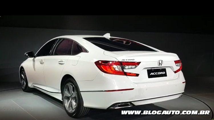 Salão do Automóvel 2018 - Honda Accord