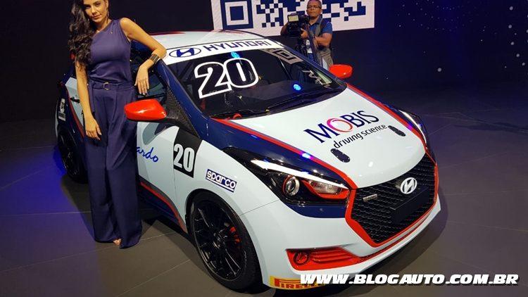 Salão do Automóvel 2018 - HB20 motorsport