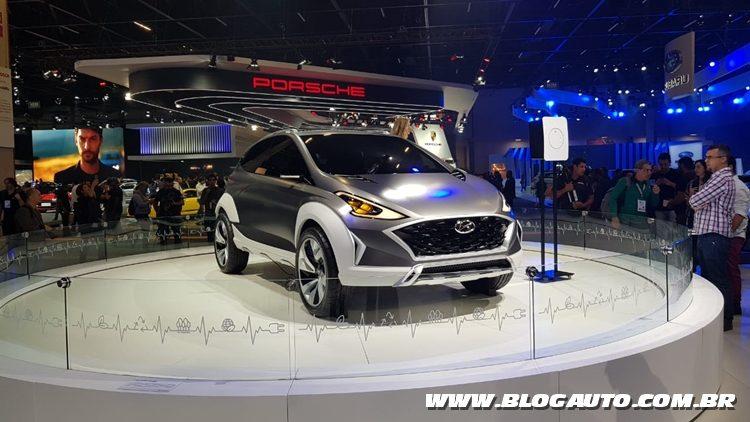 Salão do Automóvel 2018 - Hyundai Saga EV