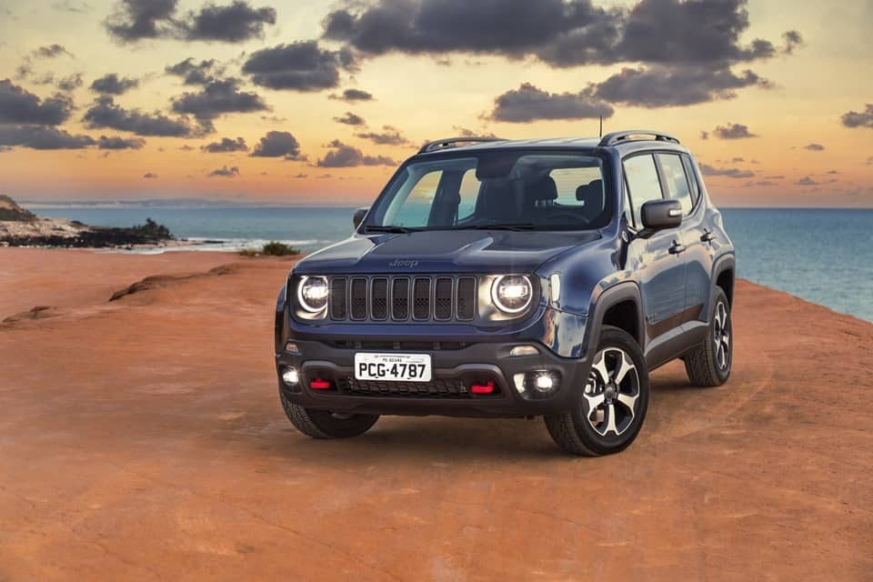 Fernando Calmon – Jeep Renegade Turbo em Setembro