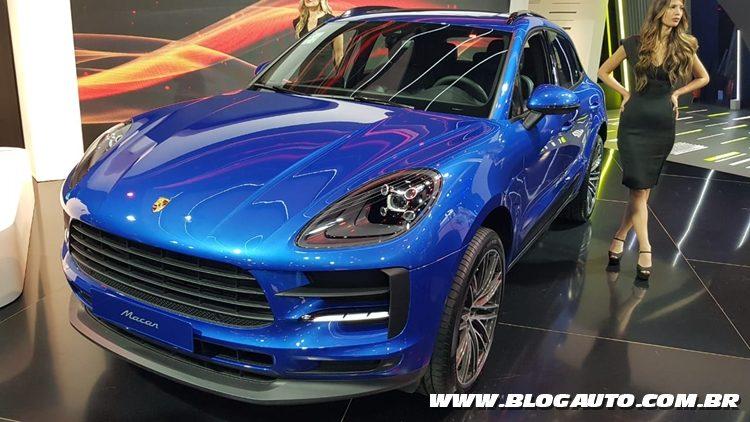 Salão do Automóvel 2018 - Porsche Macan