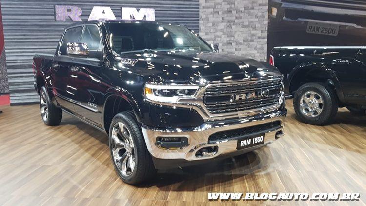 Salão do Automóvel 2018 - RAM 1500