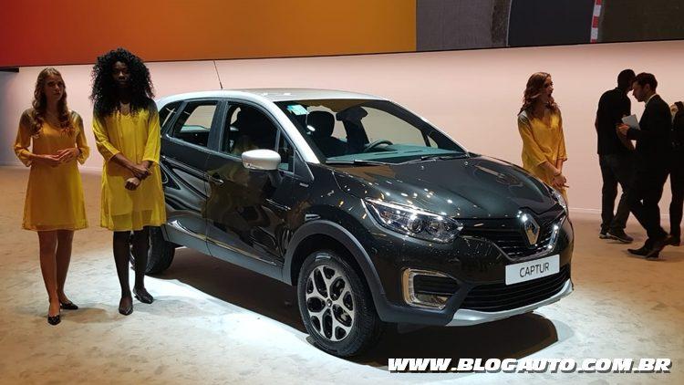 Salão do Automóvel 2018 - Renault Captur Bose