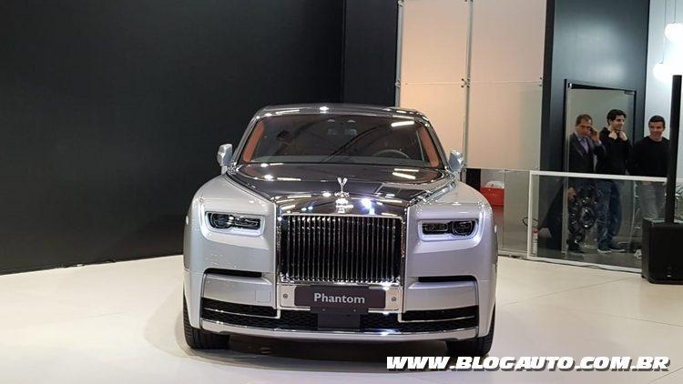 Salão do Automóvel 2018 - Rolls-Royce Phantom