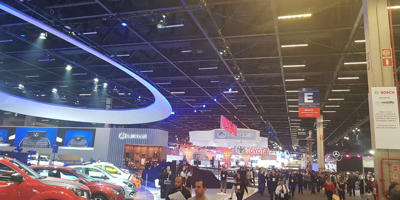 Salão do automóvel 2018 – Coletiva de Imprensa – dia 1