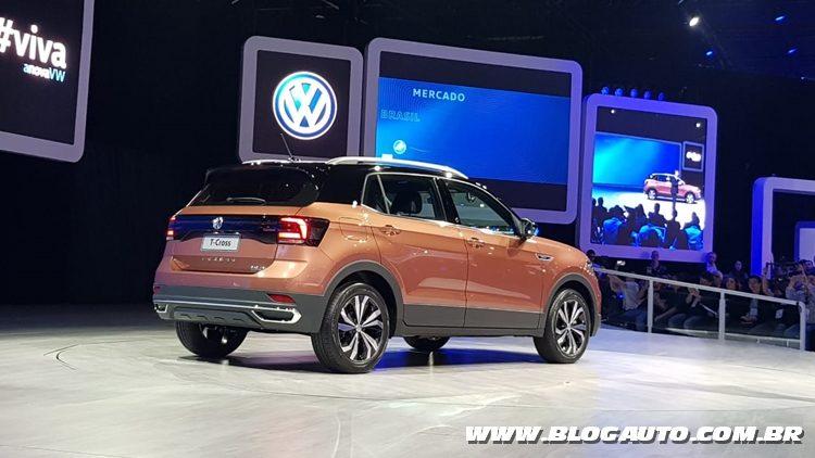 Salão do Automóvel 2018 - Volkswagen T-Cross