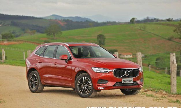 Avaliação: Volvo XC60 2019 D5 diesel por R$ 275.950