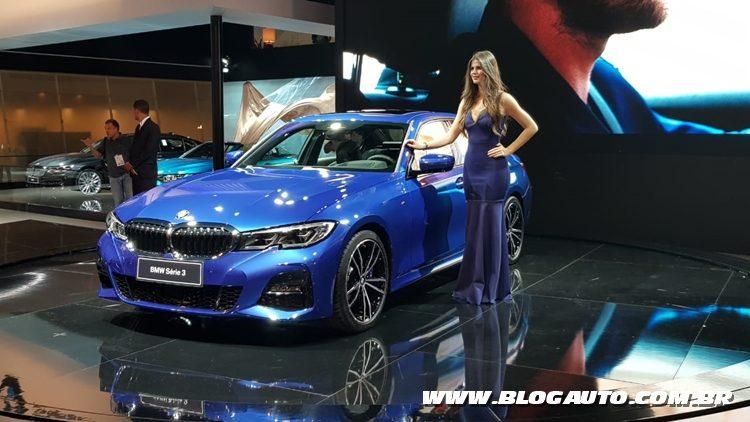 Salão do Automóvel 2018 - BMW Série 3