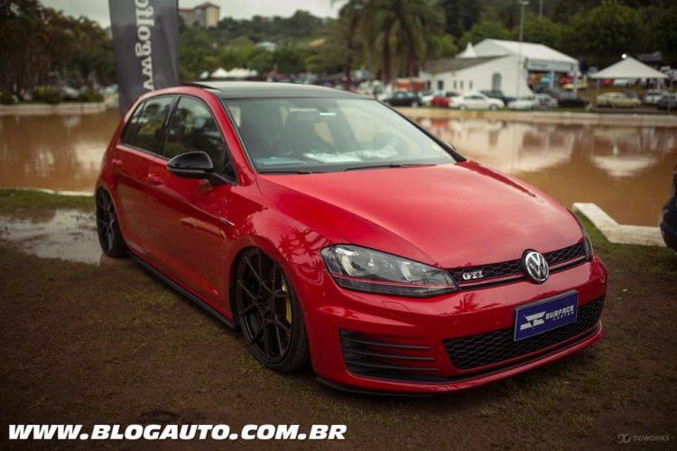 BGTX - Segundo lugar Modificado a Água - Volkswagen Golf MK7 - Foto Pedro Ruta Jr - DG Works