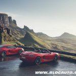 Porsche 718 T Cayman e Boxster para os puristas