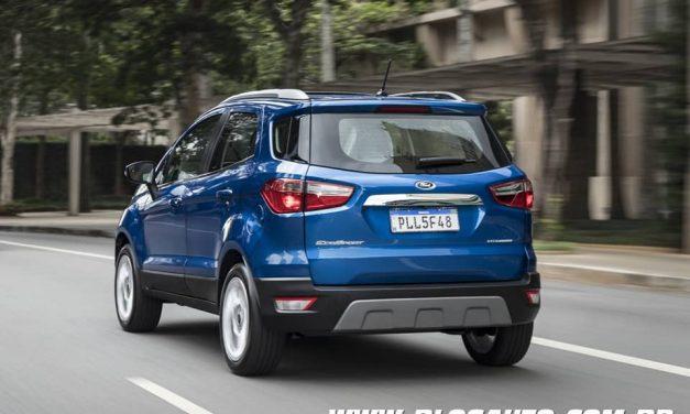 Avaliação: Ford EcoSport 2020, sim 2020!!!