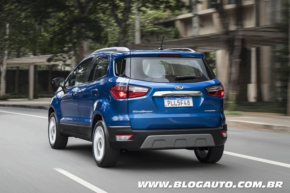 Avaliação Ford Ecosport 2020 Sim 2020 Blogauto