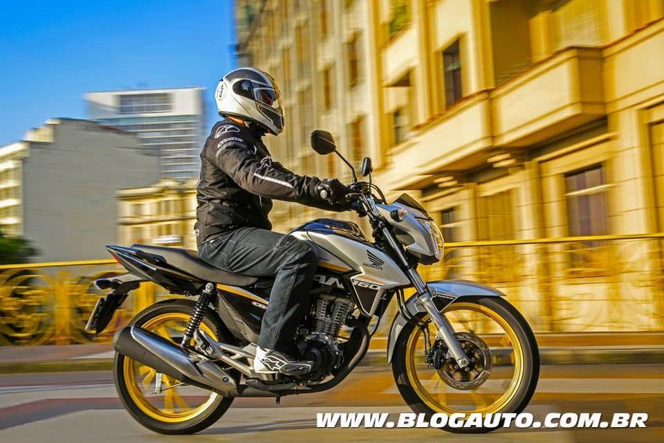 Honda CG Titan comemora 25 anos com edição especial por R$ 10.800