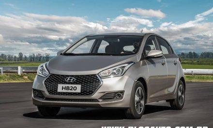 Hyundai HB20 2019 com TV em quase toda a linha