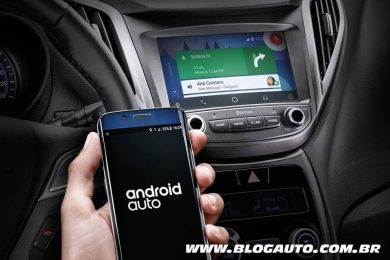 Hyundai HB20 2019 Android Auto