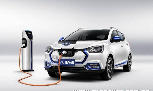 JAC iEV 40 elétrico e chega em junho por R$ 139.990