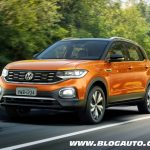 Volkswagen T-Cross chega a partir de R$ 84.990
