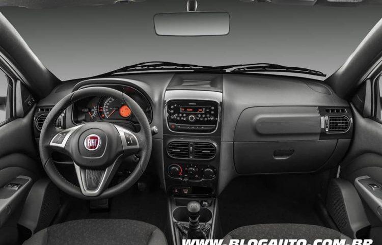 Fiat Strada 2019 Freedom Cabine Simples