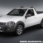 Fiat Strada Freedom 2019 agora com cabine simples