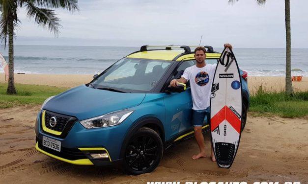 Nissan Surf Tour, uma viagem unindo Brasil e Argentina