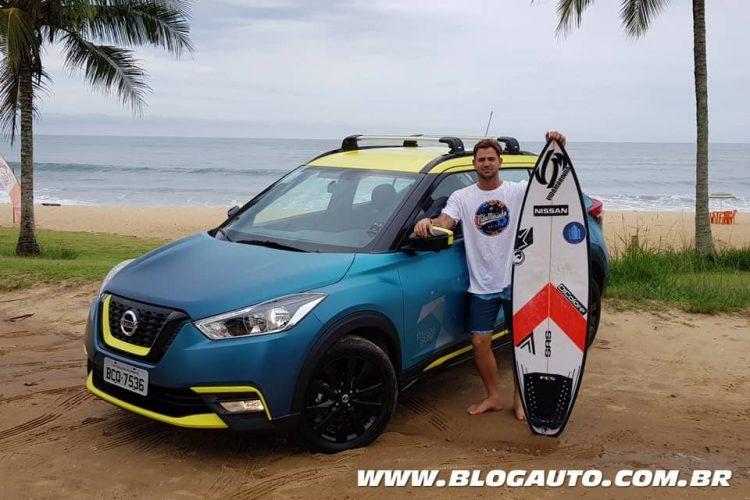 Nissan Kicks com Alejo Muñiz no <a href=
