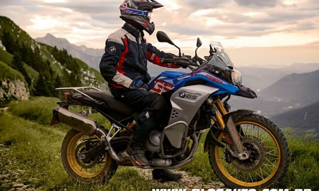 BMW F 850 GS Adventure chega a partir de R$ 50.950
