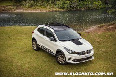 Fiat Argo Trekking 2020